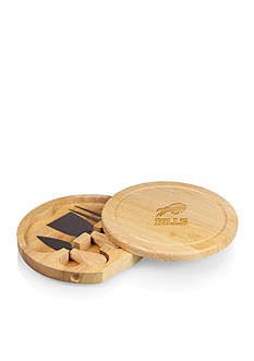 Picnic Time Buffalo Bills Brie Cheese Board and Tools Set