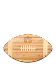 Picnic Time Auburn Tigers Touchdown Bamboo Cutting Board