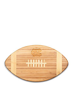 Picnic Time UNC Tar Heels Touchdown Pro Bamboo Cutting Board