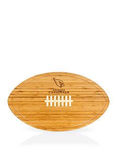 Picnic Time Arizona Cardinals Kickoff Bamboo Serving Tray
