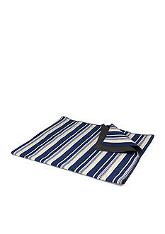 Picnic Time Blanket XL - Blue Stripe