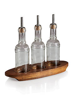 Legacy Heritage Collection by Fabio Viviani Oliera Oil Bottle Set