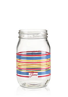 Fiesta 16-oz. Jar Glass