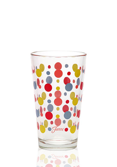 Fiesta® Dot Cooler Glass