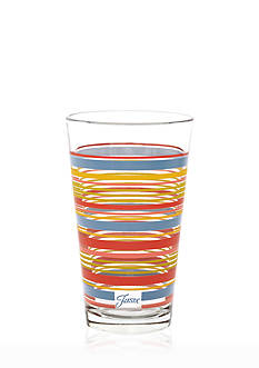 Fiesta® Striped Cooler Glass
