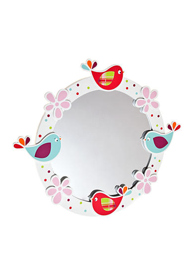 J Khaki™ Love Dove Decor Mirror