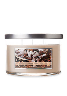 Colonial Candle 15-oz. 3-Wick Spiced Cookie Candle