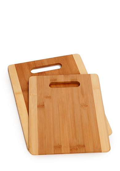 Cooks Tools™ 2-Pack Bamboo Cutting Board