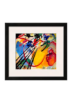 Art.com Improvisation, Framed Giclee Print