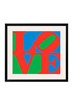 Art.com Classic Sky Love, Framed Art Print - Online Only
