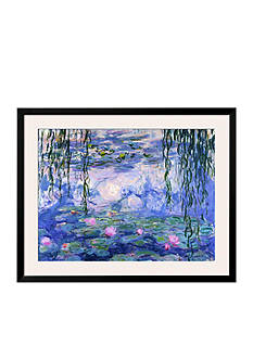 Art.com Water Lilies (Nymphas), c.1916, Framed Art Print