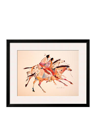 Art.com The Two Brothers, Framed Art Print - Online Only