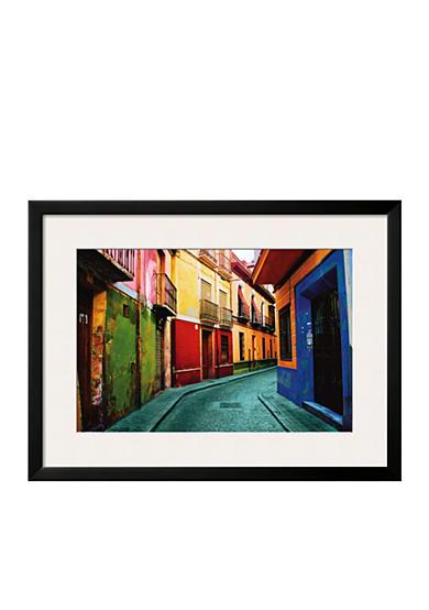 Artcom Granada Spain Framed Art Print Online Only Belk