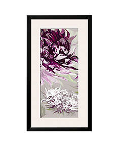 Art.com Purple Allure II, Framed Art Print