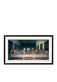 Art.com The Last Supper, Framed Art Print,-Online Only