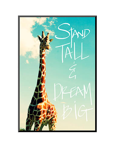 Art.com Stand Tall by Susan Bryant, Mounted Print Wood
