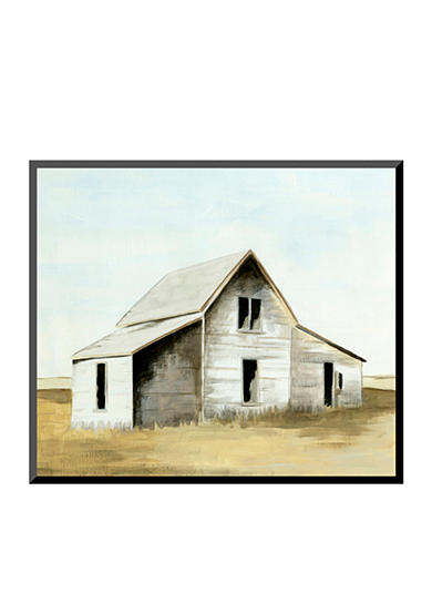 Art.com Amarillo II by Megan Meaghe, Mounted Print Wood