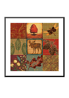 Art.com Teton Tapestry II by Jo Moulton, Mounted Print