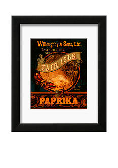 Art.com Paprika, Framed Art Print