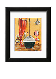 Art.com Tuscan Bath III, Framed Art Print