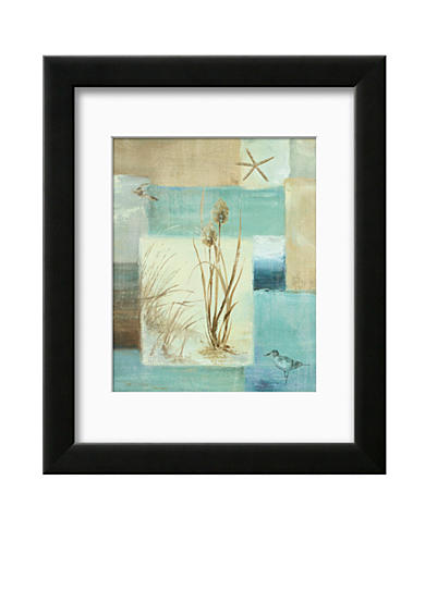 Art.com Blue Waters I, Framed Art Print
