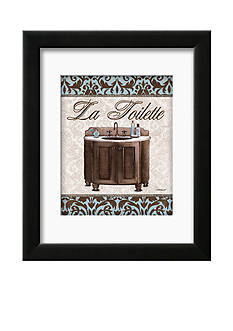 Art.com Modern Sink, Framed Art Print