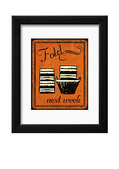Art.com Fold, Framed Art Print