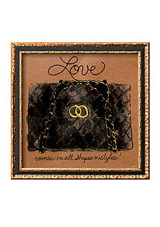 Art.com Love Comes in All Shapes Framed Art Print