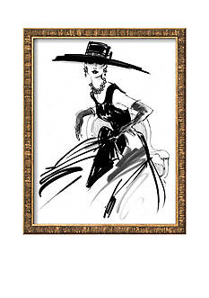 Art.com Anabel Framed Art Print