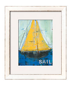 Art.com Sail by Melissa Lyons, Framed Art Print