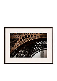 Art.com Eiffel Tower Arc I by Erin Berzel, Framed Photographic Print