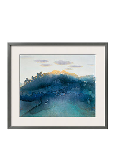 Art.com Clouds at Dusk by Yunlan He, Framed Giclee Print