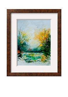 Art.com Watercolor 905082 by  Ledent, Framed Photographic Print