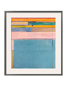 Art.com Ocean Park 116, 1979 by Richard Diebenkorn, Framed Art Print
