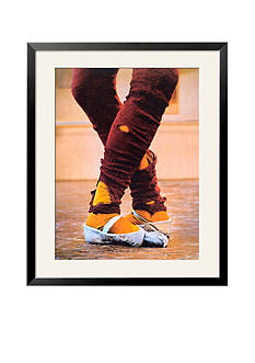 Art.com Leg Warmers Framed Art Print - Online Only