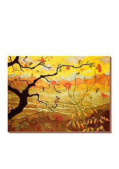 Art.com Apple Tree with Red Fruit, c.1902, Streched Canvas Online Only