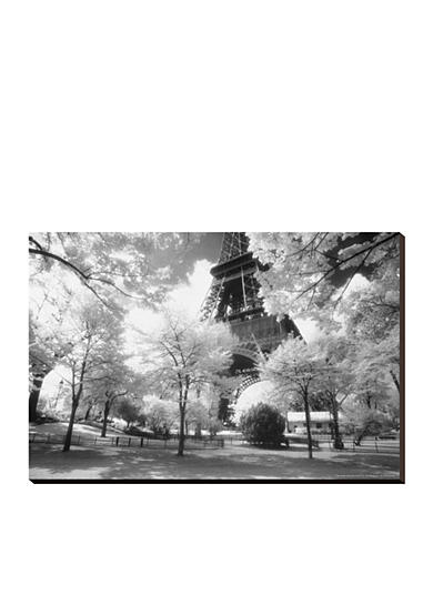 Art.com Afternoon in Paris Stretched Canvas Print - Online Only