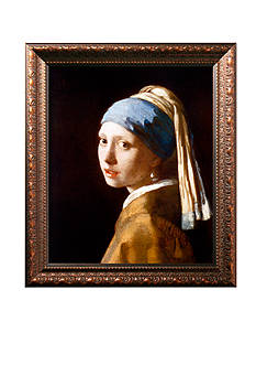 Art.com Girl With a Pearl Earring (2003) Framed Art - Online Only