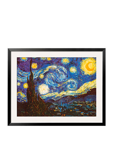 Art.com Starry Night, C. 1889 Framed Art Print - Online Only