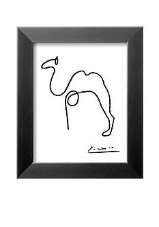Art.com The Camel, Framed Art Print, - Online Only