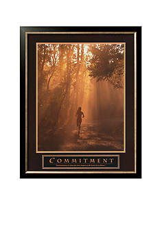 Art.com Commitment Framed Art Print Online Only