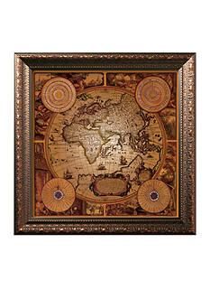 Art.com Antique Map, Cartographica I, Framed Art Print, - Online Only