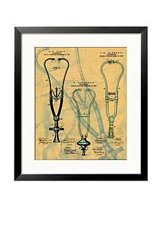 Art.com Stethoscope Framed Art Print - Online Only