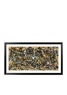 Art.com Number 8, 1949, Framed Art Print - Online Only