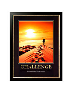 Art.com Challenge, Framed Art Print - Online Only