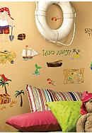 Art.com Treasure Hunt Wall Decal - Online Only