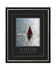 Art.com Attitude: Sailing Framed Art Print Online Only