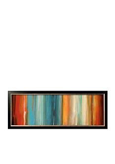 Art.com Flow II, Framed Art Print, - Online Only