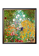 Art.com Flower Garden Framed Art Print
