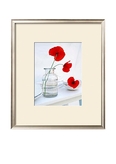 Art.com Variation in White Framed Art Print